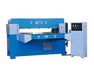 XCLP3系列自动进料精密液压四柱平面下料机