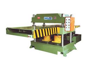 XCLP2-12002000型液压四柱下压式平面下料机